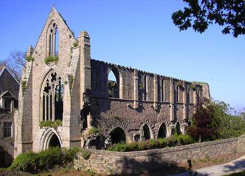 abbaye de Beauport en Paimpol