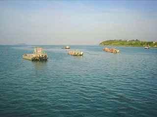 marée haute à Paimpol