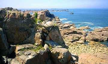 paysage de Plougrescant