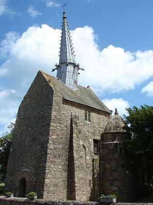 chapelle Saint-Gonery, Plougrescant