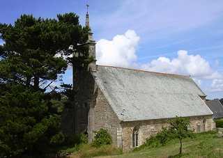 chapelle du Yaudet, Ploulec'h