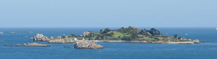 île Saint-Riom, au large de Paimpol