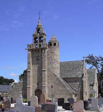 église de Locquemeau, Tredrez