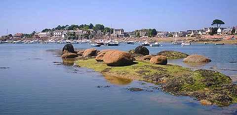 port de Tregastel